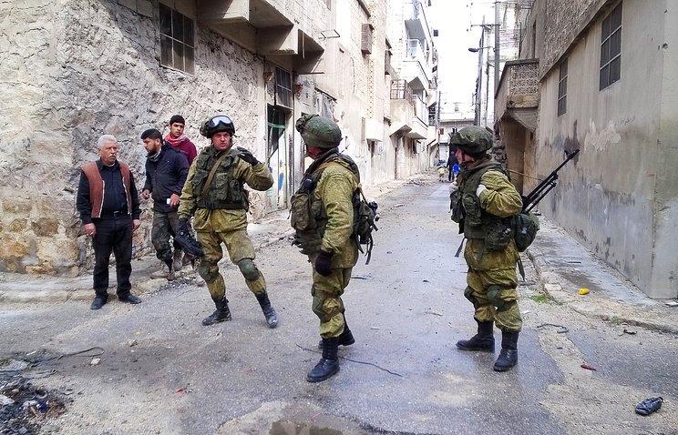 «Всегда рядом»: сирийский солдат о роли россиян в борьбе с террористами