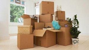 Какими бывают коробки для переезда