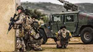 НАТО: диагноз — шизофрения