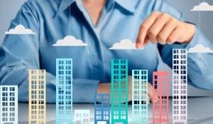 Огромную роль в продвижении продуктов на рынке жилой недвижимости играет интернет