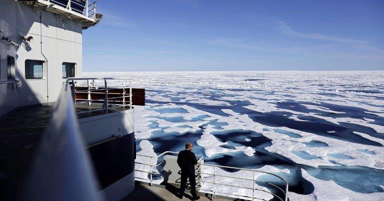 Высокопоставленный американский адмирал предупредил Китай и Россию по поводу Арктики: «это ничейный водоем»