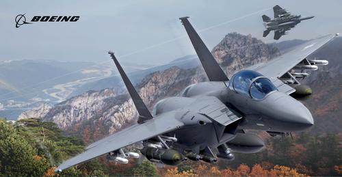 Американские ВВС требуют миллиарды долларов на закупку устаревших истребителей F-15X