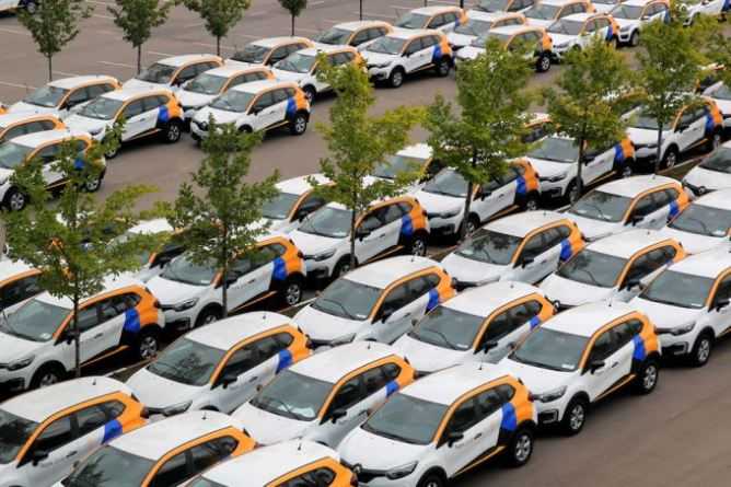 Перспективы развития каршеринга в России вызывают опасения автопроизводителей