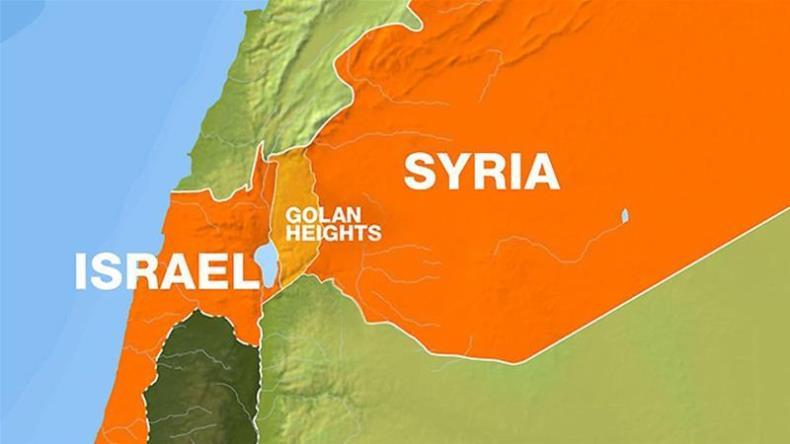 Сирия готова к войне за возвращение богатых нефтью Голанских высот