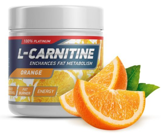 организм мужчины и л-карнитин