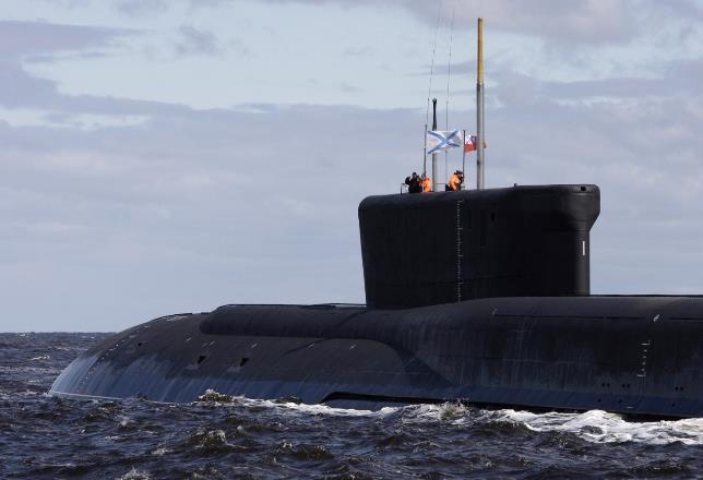 Морские мускулы: Северный флот России получает несколько грозных подводных лодок