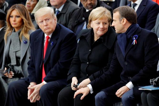 National Interest: Как растущие разногласия между США и Европой повлияют на НАТО?