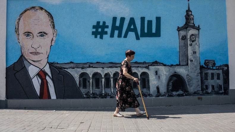 Патовая ситуация с Крымом глазами Запада: это надолго