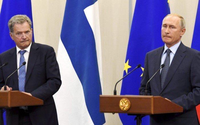 Россия посылает Финляндии два разнонаправленных сигнала