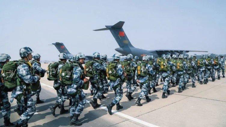 Indian punchline: Отправка Китаем военных в Венесуэлу меняет правила игры