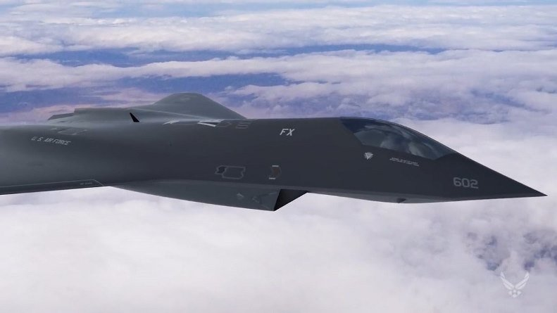 Пентагон уже планирует замену F-22