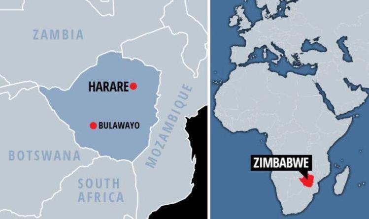 Китай отправляет в Зимбабве силы специального назначения и построит в стране секретную подземную базу