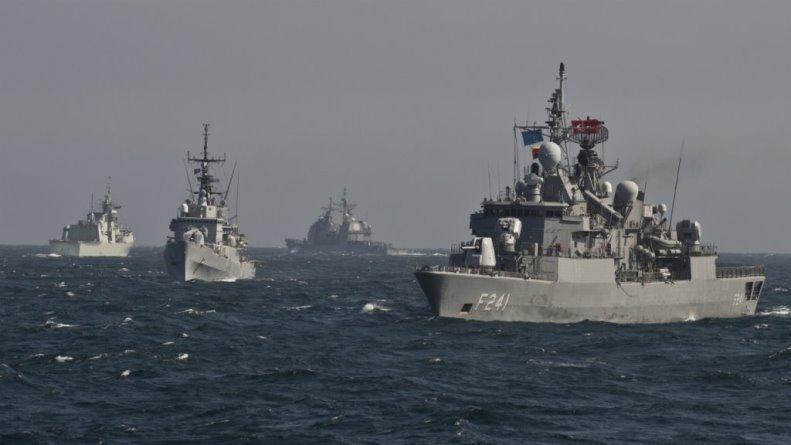 Ни одна страна НАТО не решится дразнить русских в Чёрном море