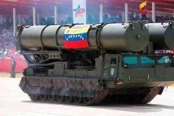 Венесуэла окажется беззащитной в случае, если США начнут воздушную войну, и, к сожалению, не помогут российские С-300