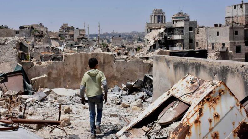 Россия стремится получить кусок пирога сирийского восстановления
