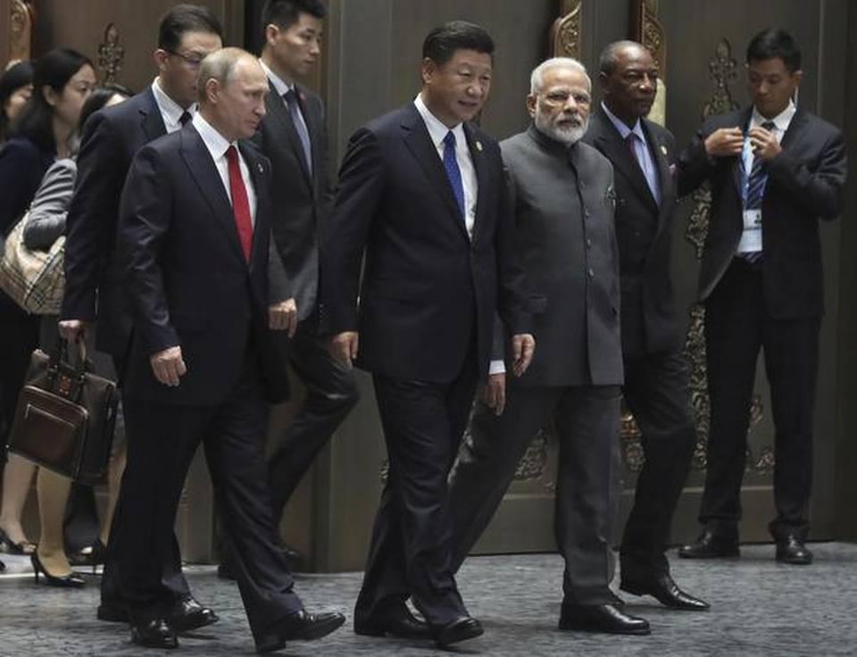 Трёхсторонний механизм Россия-Индия-Китай будет узаконен