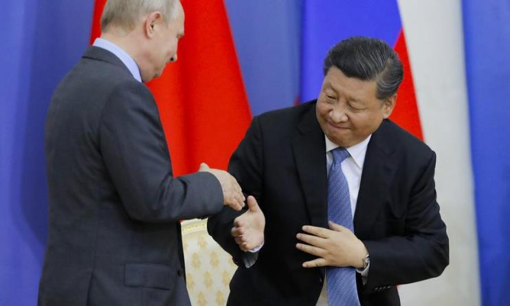 У Америки появился равный по силе соперник: стратегическое партнерство России и Китая