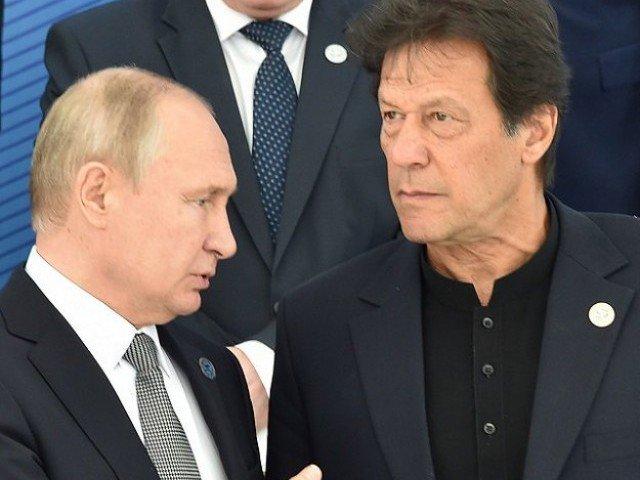 Пакистан: путь к России