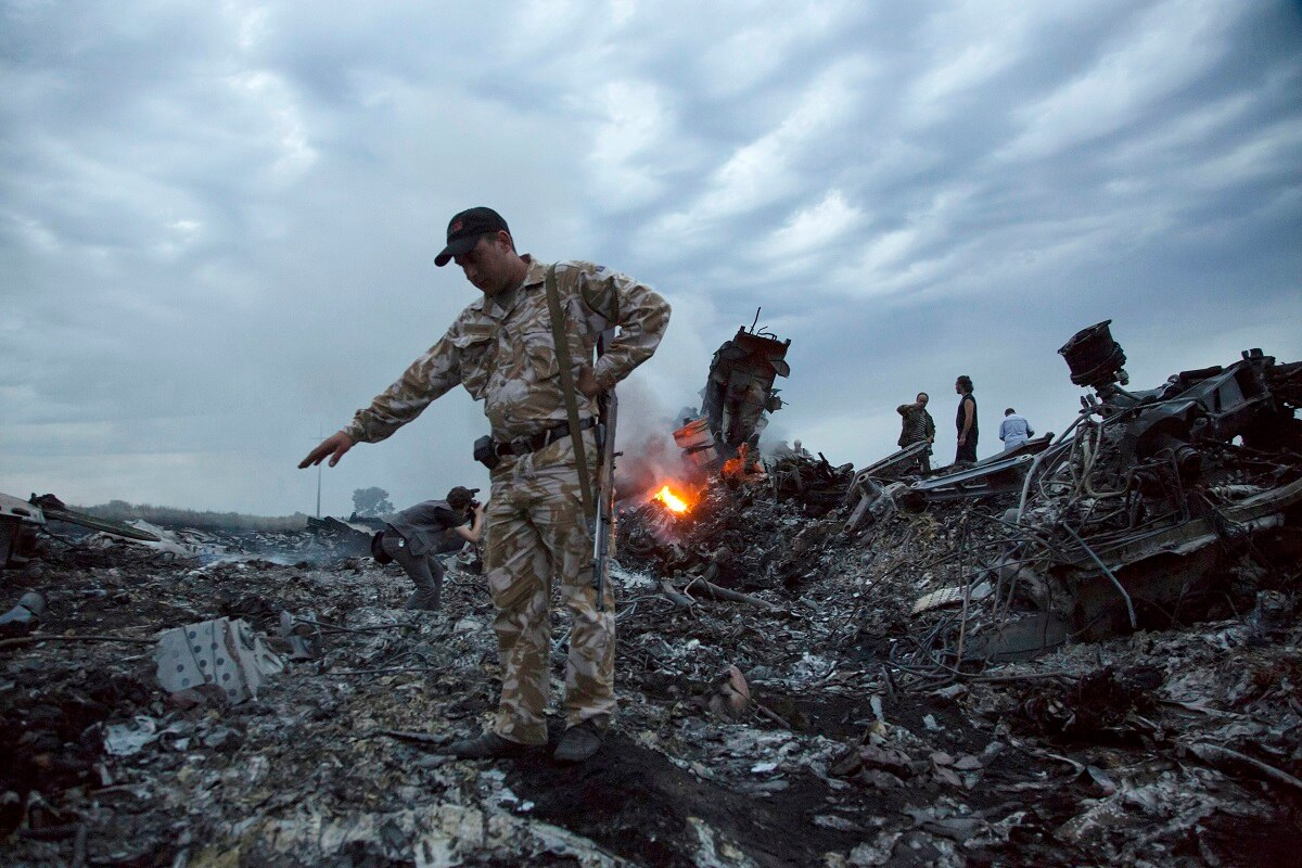Американские военные на Украине изучают потенциального противника