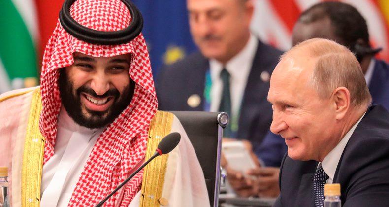 Саудовская Аравия втихомолку пытается подружиться с Россией: что это значит для Ближнего Востока?