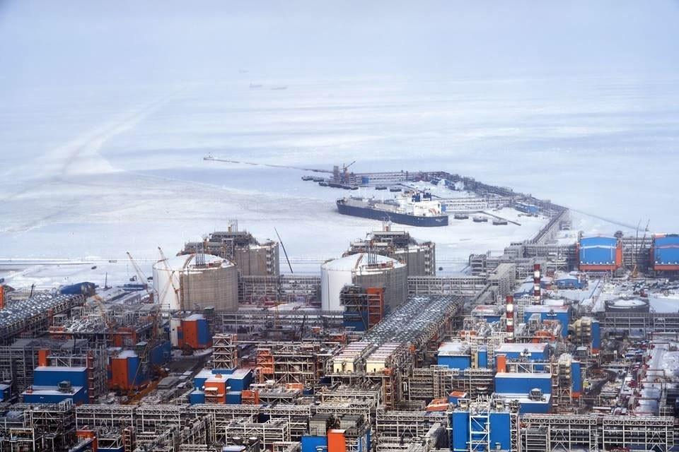 СПГ-революция в Арктике – российский ответ на сланцевый бум в США