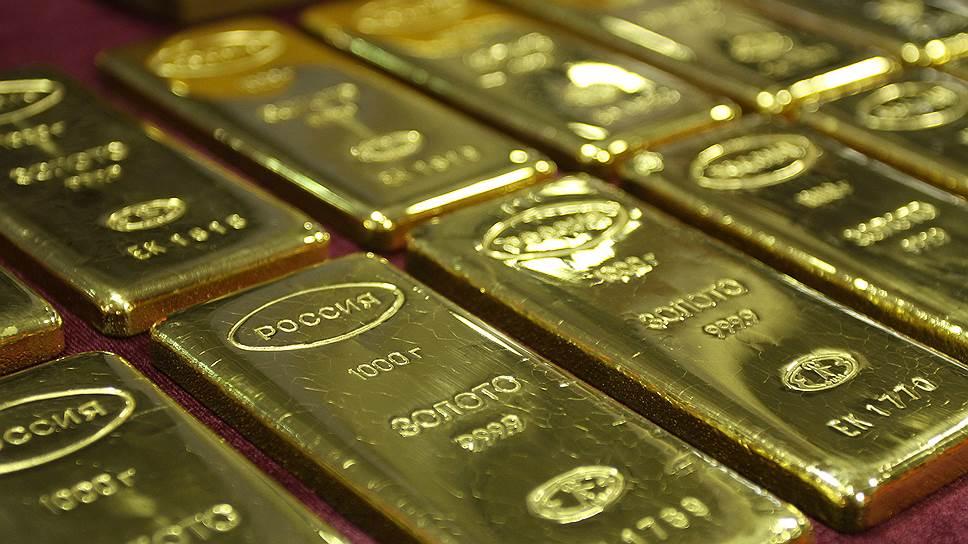 Российская «золотая лихорадка» не унимается: в июле Центробанк закупил очередные 300 тысяч унций