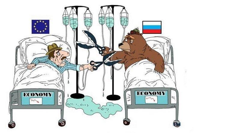 Европейские политики все больше недовольны ответными санкциями России