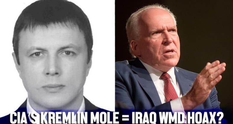 Разоблачение «кремлёвского крота» напоминает обман с иракским оружием массового поражения