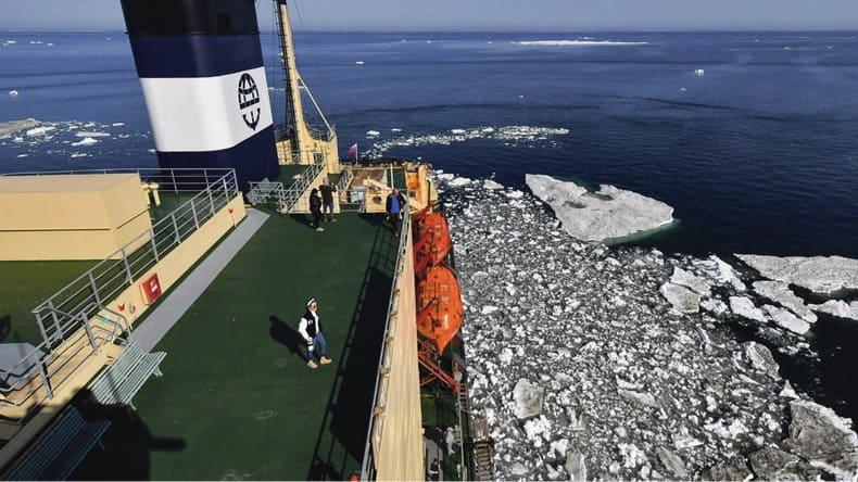 Raconteur: Америка проигрывает Северный морской путь?