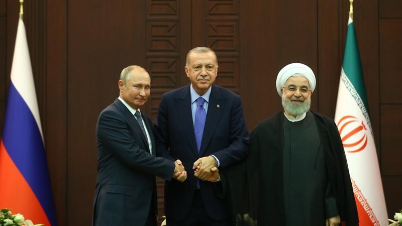 Саммит по сирийскому урегулированию в Анкаре: «победа Москвы и аль-Асада»