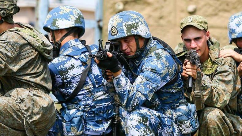 Россия и Китай движутся к созданию военного союза?