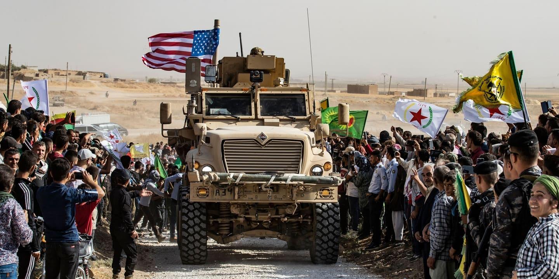 Сейчас США предают курдов уже в восьмой раз