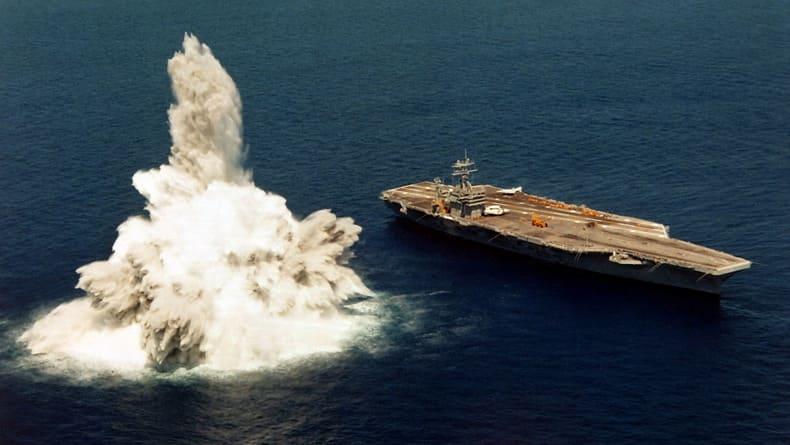 Forbes: ВМФ США избегает тестов нового авианосца на прочность, зная что тот их не пройдет