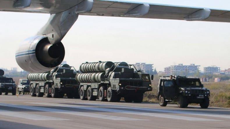 Прогресс Путина: С-400 против Patriot
