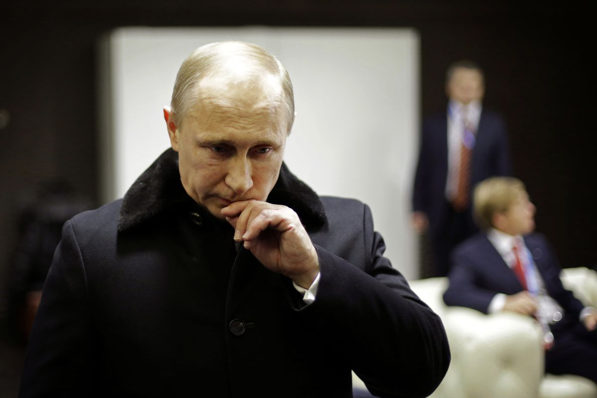 Путинская проблема-2024