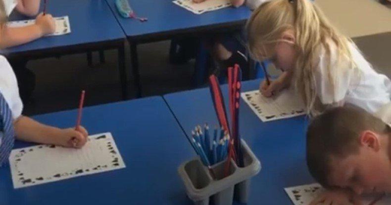 Шестилетним детям в британской школе дают задание писать любовные письма гомосексуальной направленности в рамках пропаганды социокультурного разнообразия