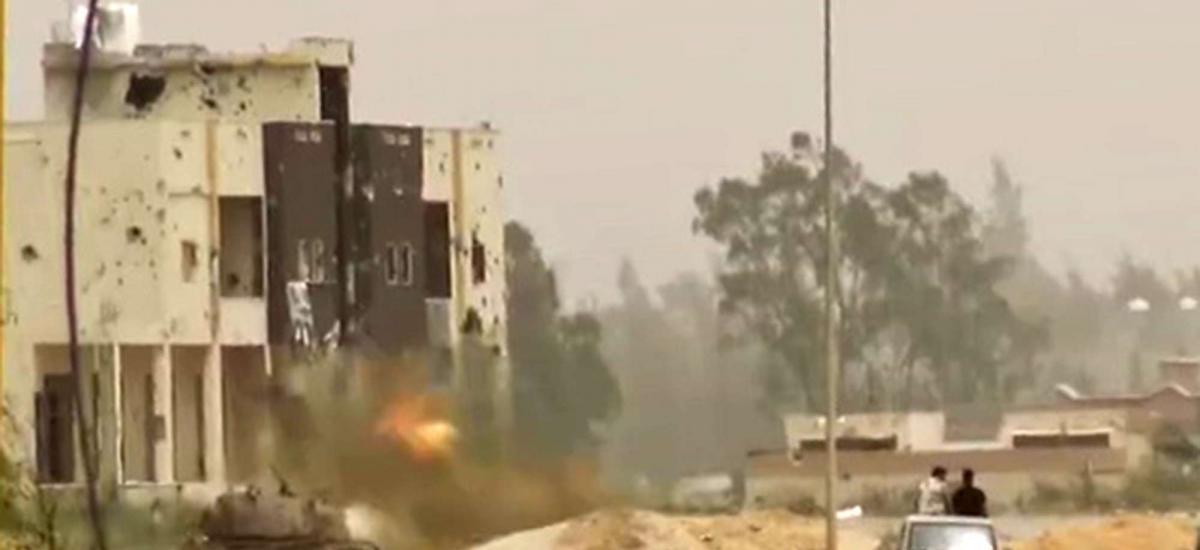 Что означает для Турции российское военное вмешательство в Ливии