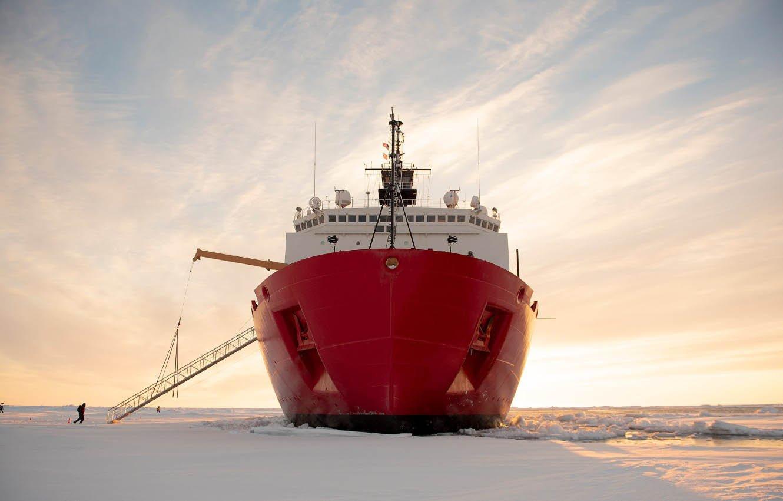 Отставание от России по численности ледоколов не означает, что Америка проигрывает в Арктике