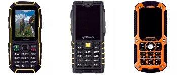 защищенные телефоны Sigma mobile