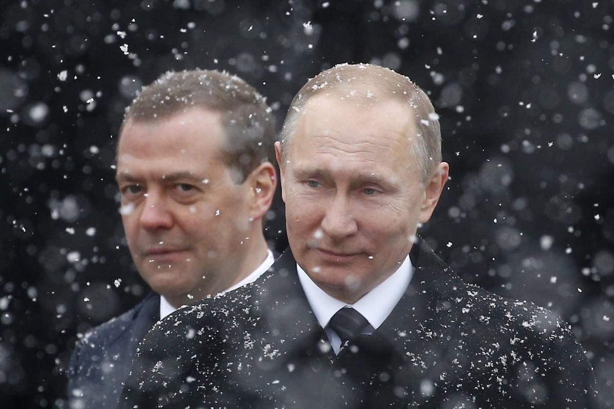 Профессор Ирвин Стадин: каковы истинные цели политического маневра президента Путина?