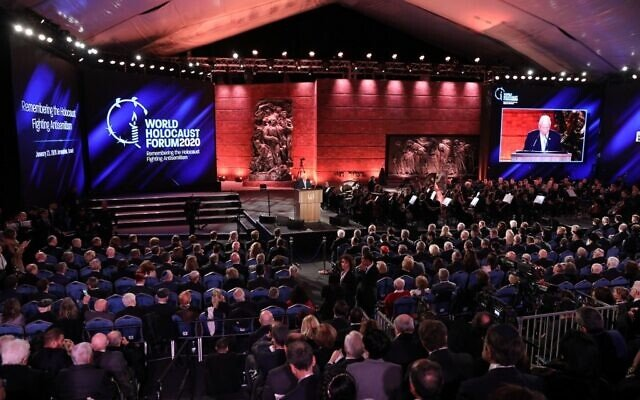 Яд Вашем извиняется за «предвзятость» в пользу России в ходе форума памяти жертв Холокоста