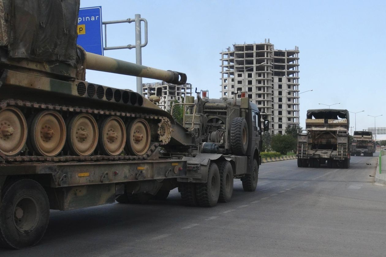 Турция вторглась в Идлиб, но ее блеф будет разоблачен