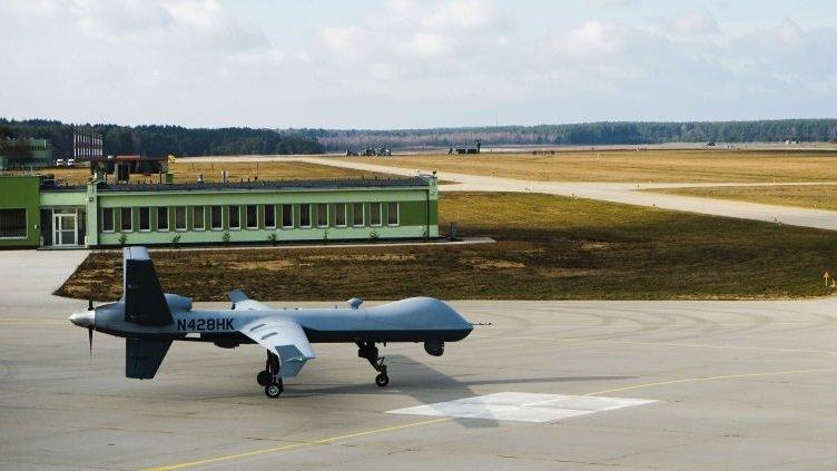 GR: Румыния охотно предоставляет свою территорию для развертывания американских боевых беспилотников