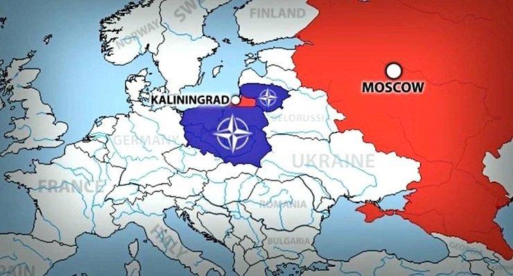 GR: Учения НАТО «Защитник Европы 2020»: «холодная осада» Калининграда
