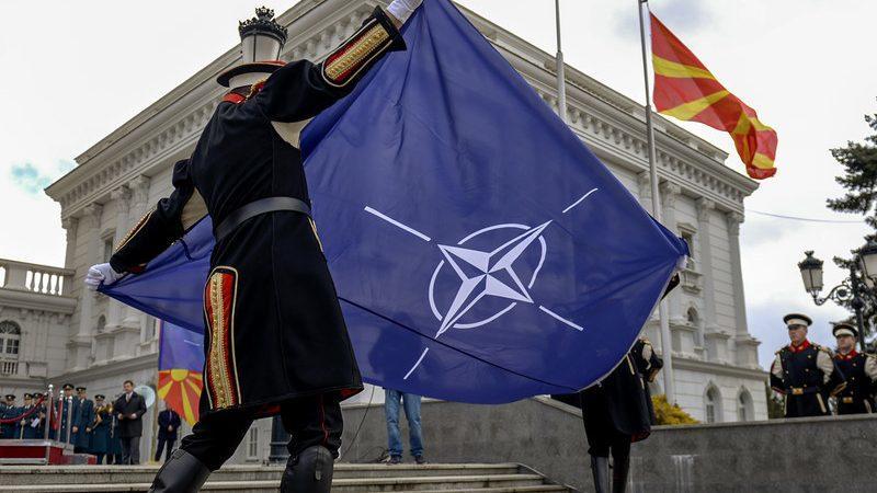GR: НАТО использует Северную Македонию для подрыва интересов Сербии и России
