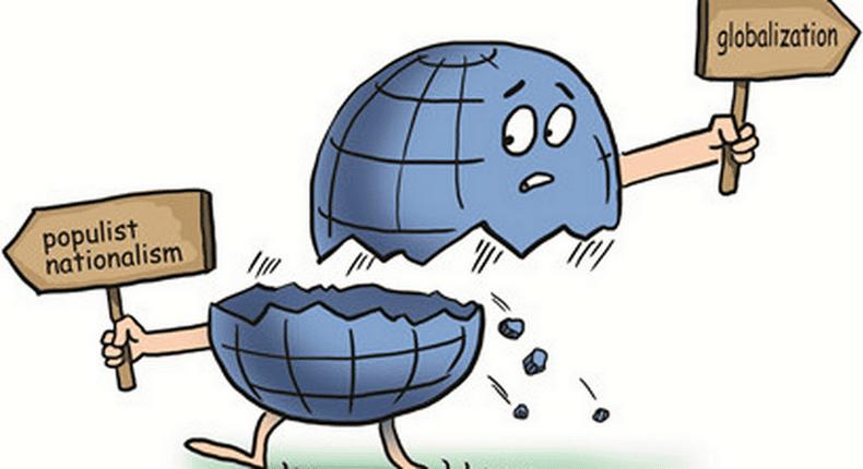 Глобальный парадокс: «Великая сумятица» продолжается