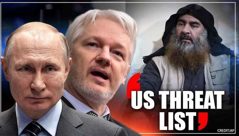 Американская контрразведка внесла Россию, ДАИШ (ИГИЛ) и WikiLeaks в общий список угроз национальной безопасности США