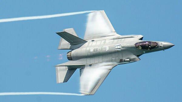 Истребители F-35 дебютировали в составе «сил быстрого реагирования» НАТО в операции против российских самолетов