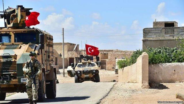 Турция проигрывает в Сирии