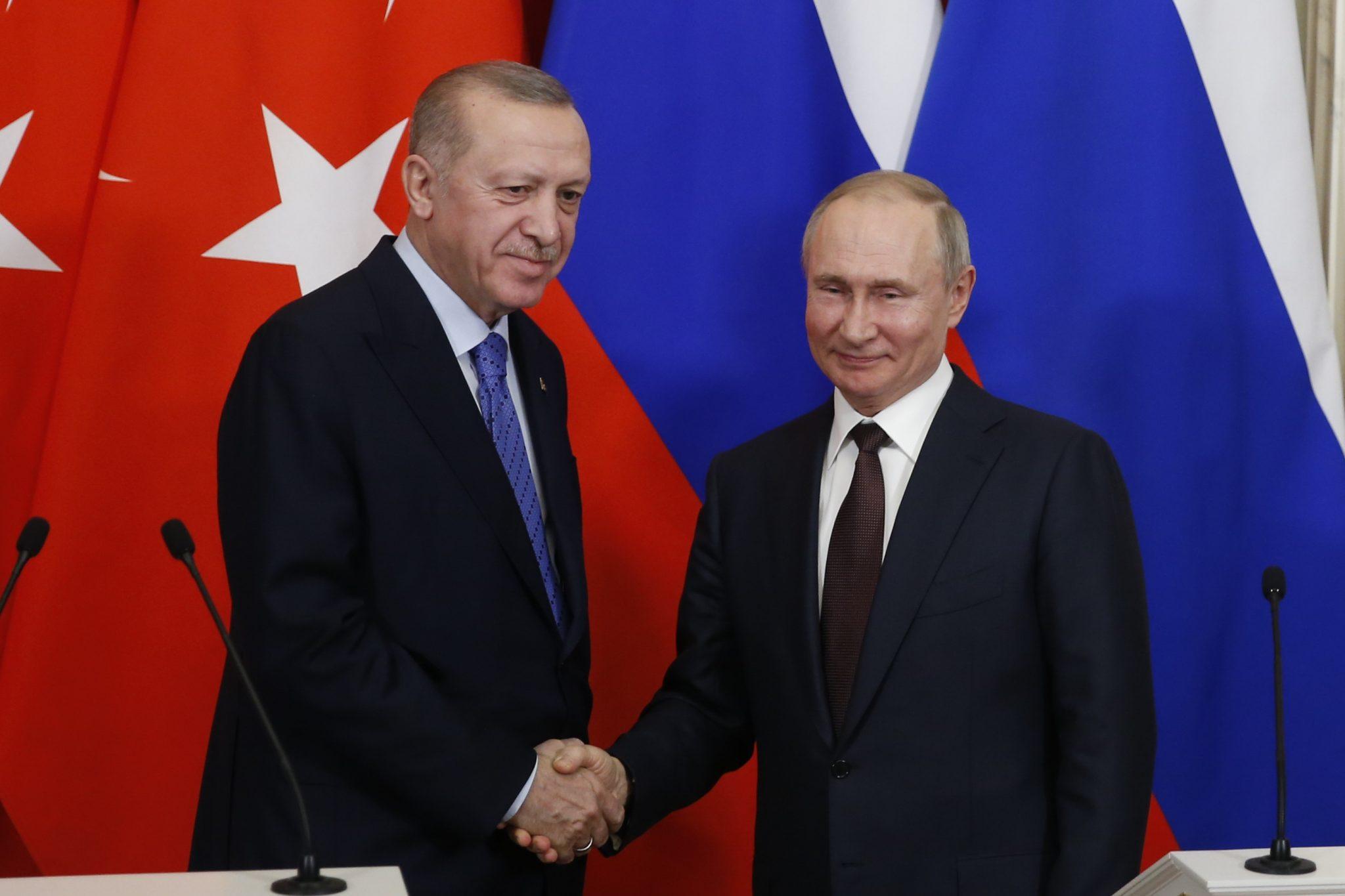 Двойное поражение: Турция проиграла России, как в военном, так и в психологическом поединке